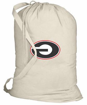 university of georgia laundry bags best georgia