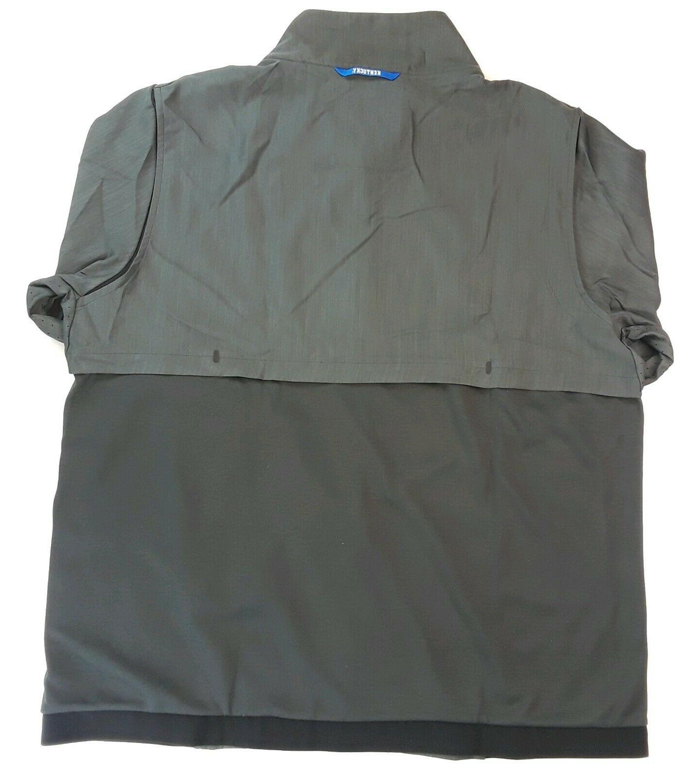 Nike On Jacket Gray Large NWT