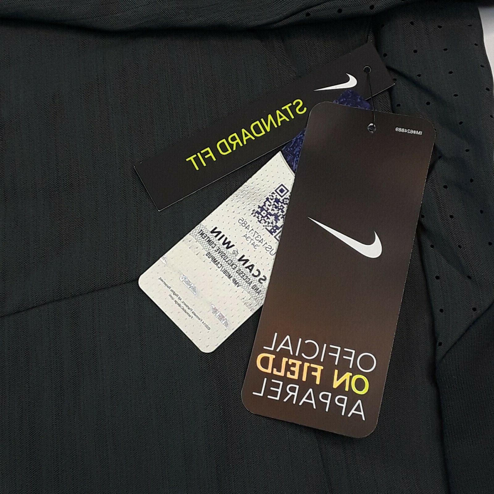 Nike Kentucky On Apparel Football Jacket Gray Size NWT