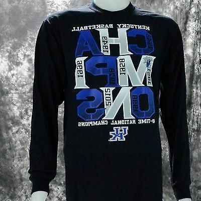 University 8X Long Black Shirt Basketball