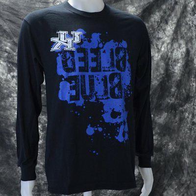 University BLEED BLUE Black