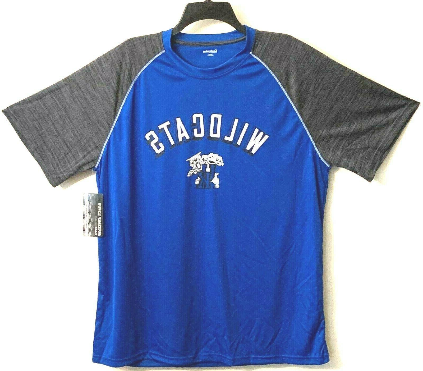university of kentucky wildcats shirt men s