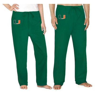 university of miami scrubs bottoms ncaa um