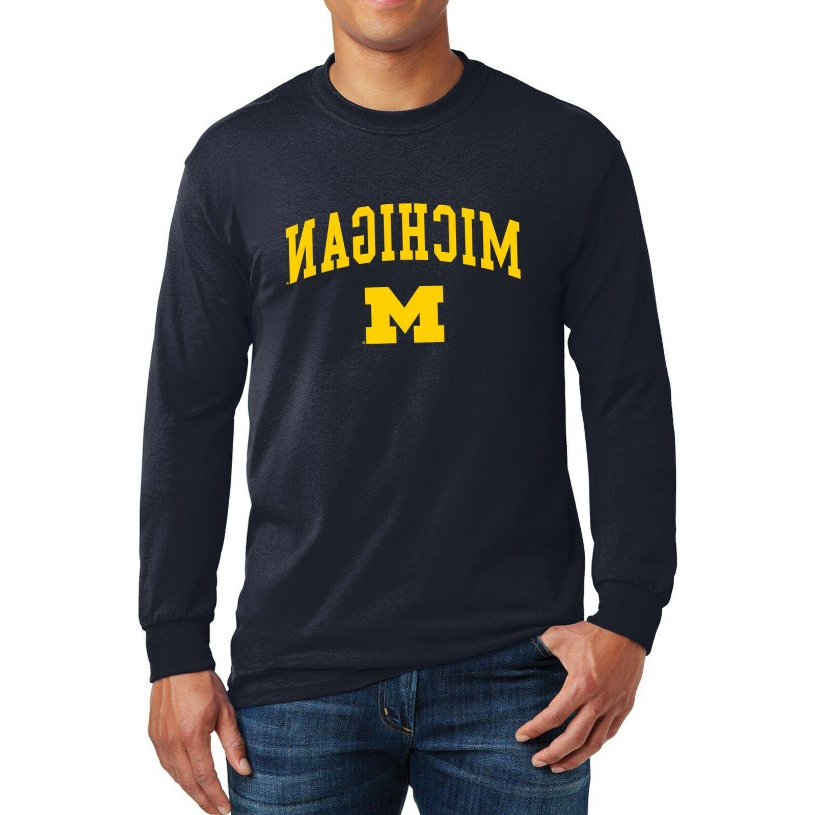 University Arch Licensed Long Sleeve