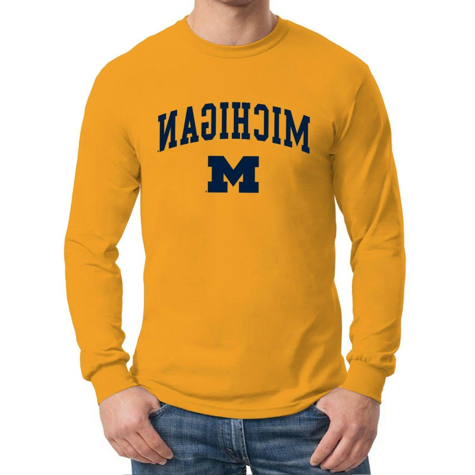 University Arch Long Sleeve T-Shirt