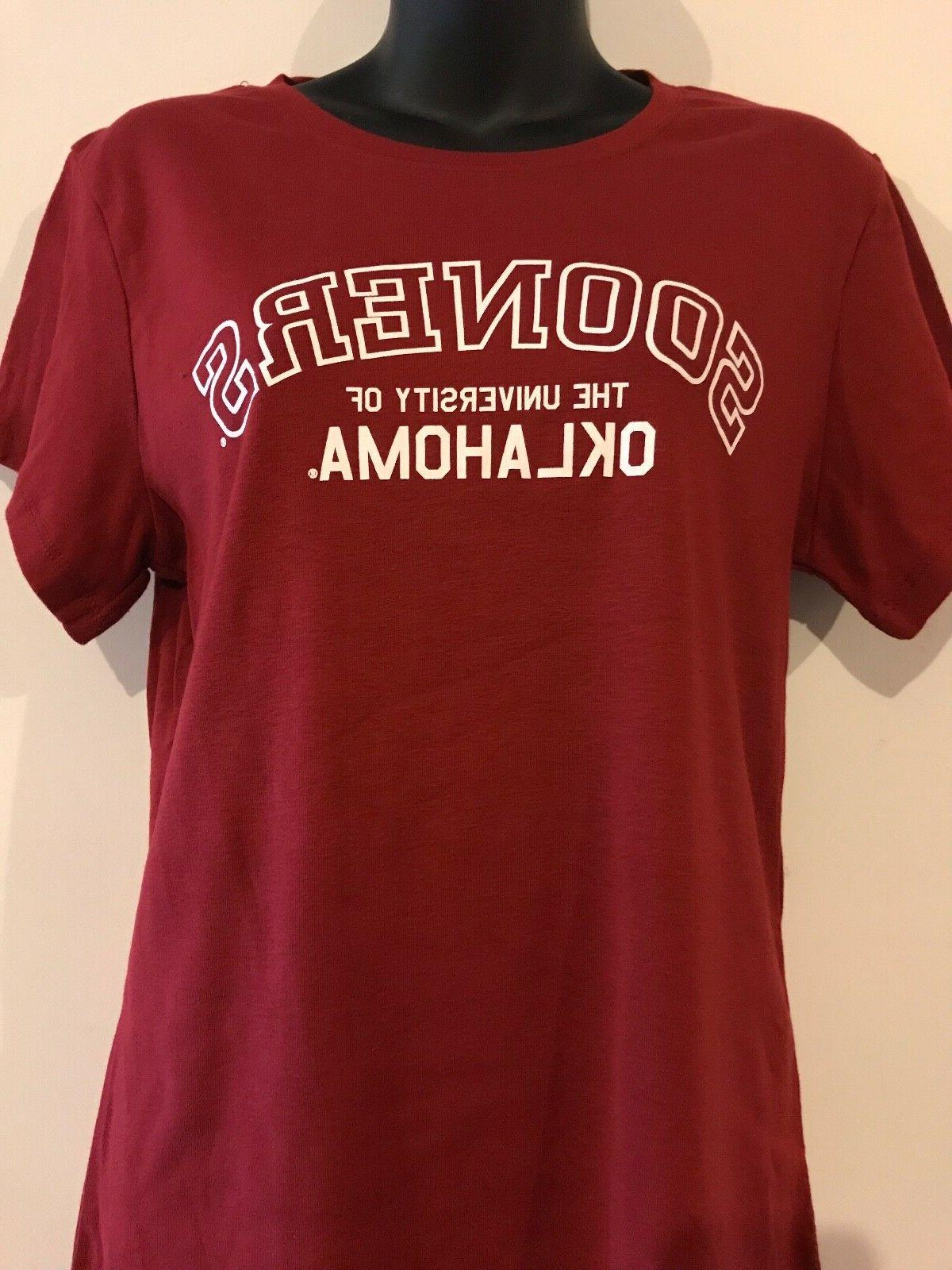 university of oklahoma sooners t shirt women