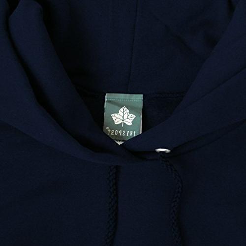 Ivysport Hooded Crest, Navy, Small