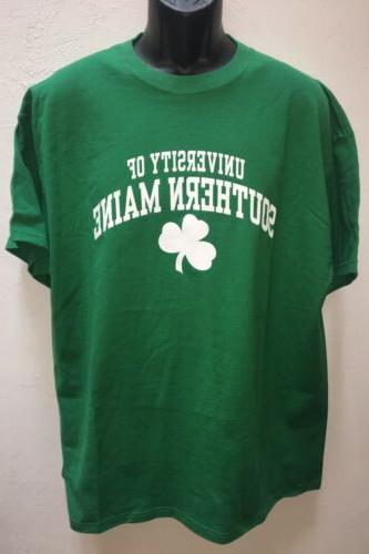 university of southern maine mens xl t