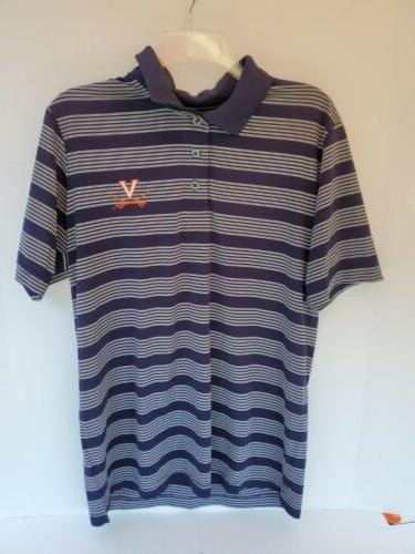university of virginia cavaliers golf polo shirt