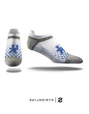 university white show socks