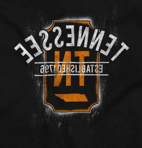 Vintage Tennessee Gift TN Tees Shirts T-Shirts