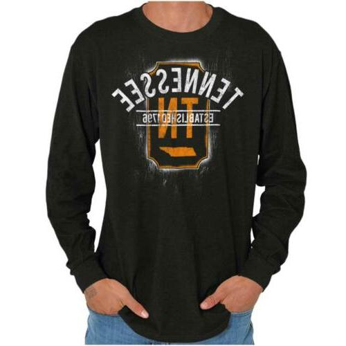 vintage tennessee sports university gift tn long