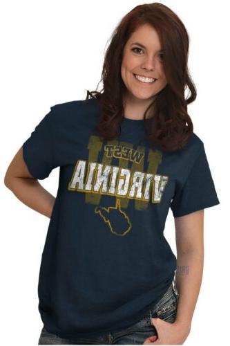 West Football Short Sleeve T-Shirt