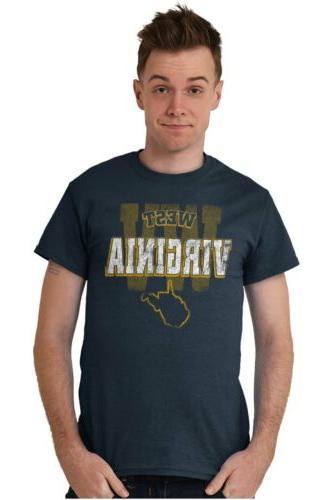 West Virginia Student Football WV T-Shirt