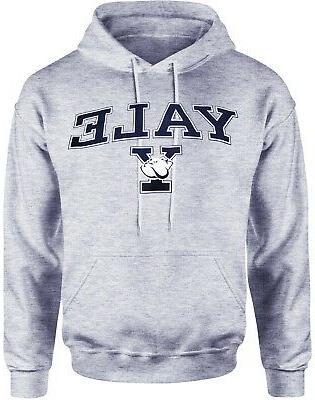 yale hoodie sweat shirt university law apparel