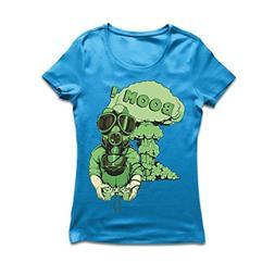 lepni.me Women's T-Shirt Environmental Green Saving Our Pl