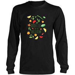 Let Food Be Thy Medicine - Healthy Eating Carrot Funny Gift