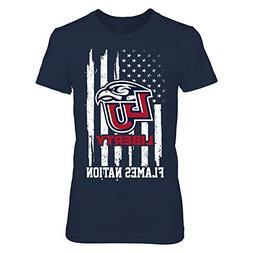 Liberty Flames - Nation - Gildan Women's T-Shirt - Officiall