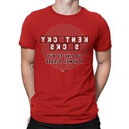 Rival Gear Louisville Cardinals Fan T-Shirt, Buy a Vowel by