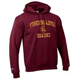 Elite Fan Shop Loyola University Chicago Ramblers Hooded Swe