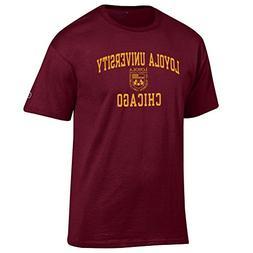Elite Fan Shop Loyola University Chicago Ramblers Tshirt Var