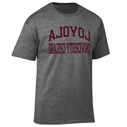 Elite Fan Shop Loyola University Chicago Ramblers Tshirt Cha
