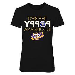 LSU Tigers - The Best Poppy - Gildan Women's T-Shirt - Offic