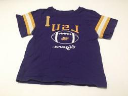 LSU Tigers Colosseum Toddler purple toddler shirt university