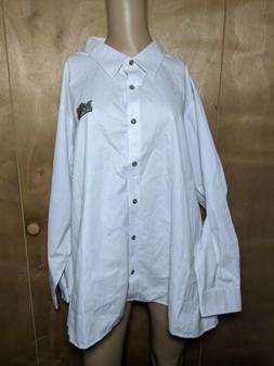 Marshall University Thundering Herd NCAA Button Up Dress Shi