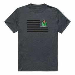 Marshall University Thundering Herd NCAA Flag Tee T-Shirt