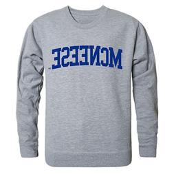 McNeese State University Cowboys MSU NCAA Crewneck Sweater -