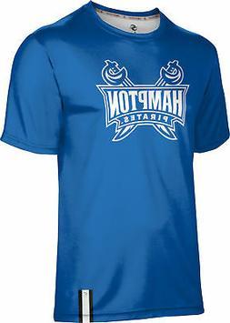 ProSphere Men's Hampton University Solid Shirt