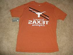 Men's KA KNIGHTS APPAREL University of Texas, Longhorns S/S
