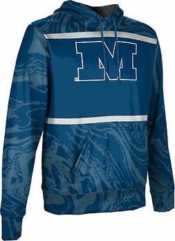 ProSphere Men's Millikin University Ripple Hoodie Sweatshirt