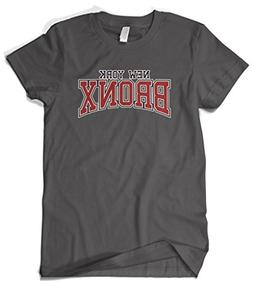 Cybertela Men's New York NY Bronx T-Shirt