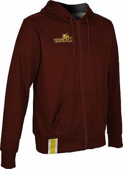 ProSphere Men's Rowan University Solid Fullzip Hoodie