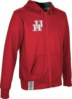 ProSphere Men's University of Houston Solid Fullzip Hoodie