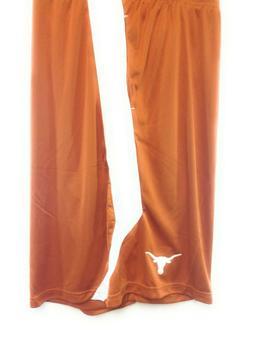 Mens Authentic Apparel Univ of Texas B&T Polyester NCAA Logo