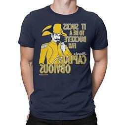Rival Gear Michigan Wolverines Fan T-Shirt, Captain Obvious