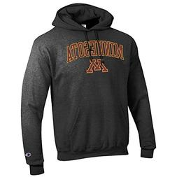 Elite Fan Shop Minnesota Golden Gophers Hooded Sweatshirt Va