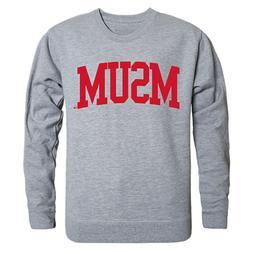 Minnesota State University Moorhead Dragons MSUM Sweater-Off