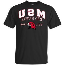 montclair state 1908 university apparel t shirt