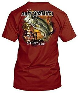 NCAA - Bass Fishing T Shirt - Multiple Universities Availabl