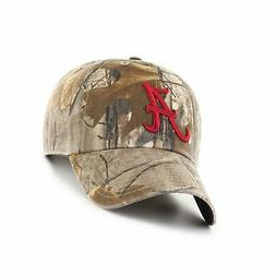 OTS NCAA Adult Men's Challenger Adjustable Hat Realtree Camo