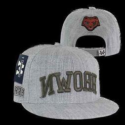NCAA W Republic Apparel Game Day Snapback Grey Cap Officiall