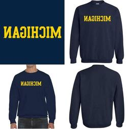 Ncaa Basic Block, Team Color Crewneck, College, University