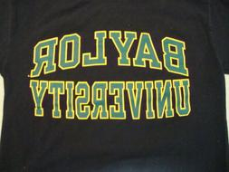 NCAA Baylor Bears College University Sports Fan Apparel Blac