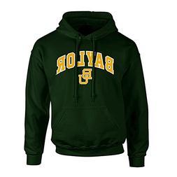 Elite Fan Shop NCAA Men's Baylor Bears Hoodie Sweatshirt Tea