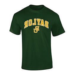 Elite Fan Shop NCAA Men's Baylor Bears T Shirt Team Color Ar