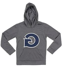 Outerstuff NCAA Big Boys Youth Pullover Grey Hoodie , George